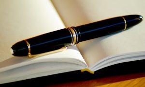 Cara menulis yang baik dan benar