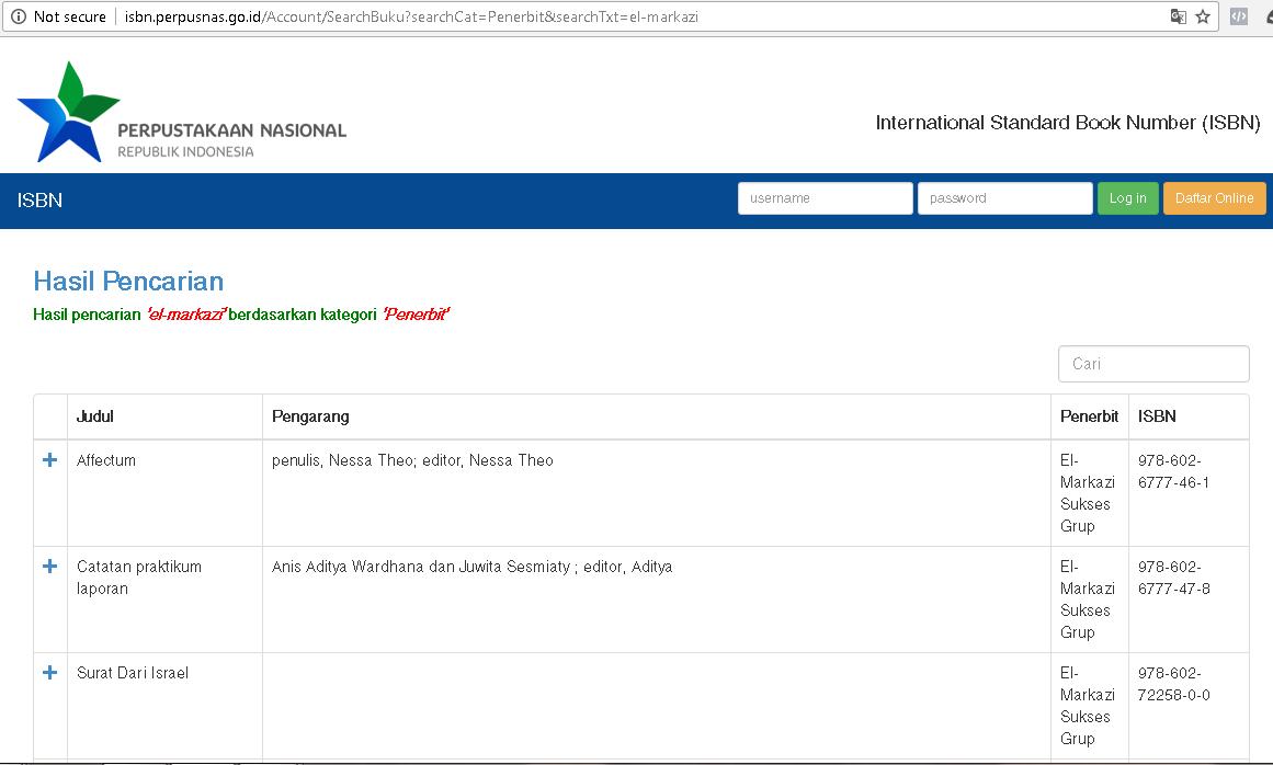 Cara Mendapatkan ISBN Buku tanpa Penerbit
